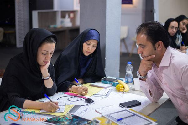 کارگاه خلق استراتژی های نوآورانه و تحول آفرین-06