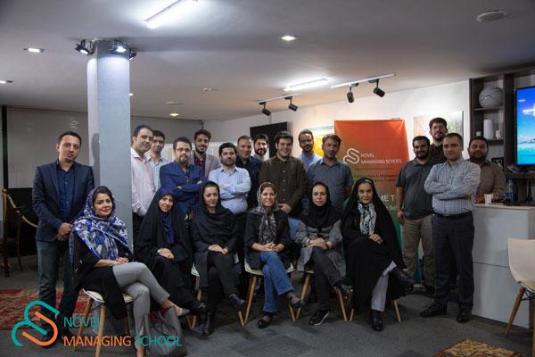 کارگاه خلق استراتژی های نوآورانه و تحول آفرین-02